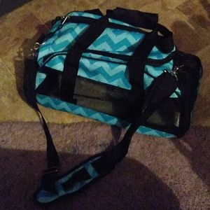 8 x 17 x 9 Pet Carrier with air windows both sides